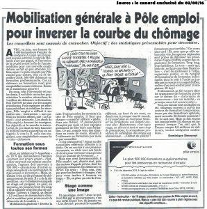 """Le Canard enchainé"" - mercredi 3/8/2016"