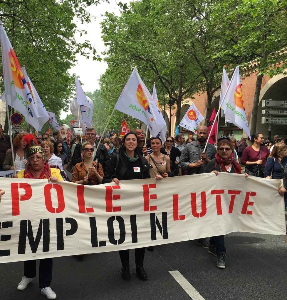06 mars : Grève intersyndicale nationale