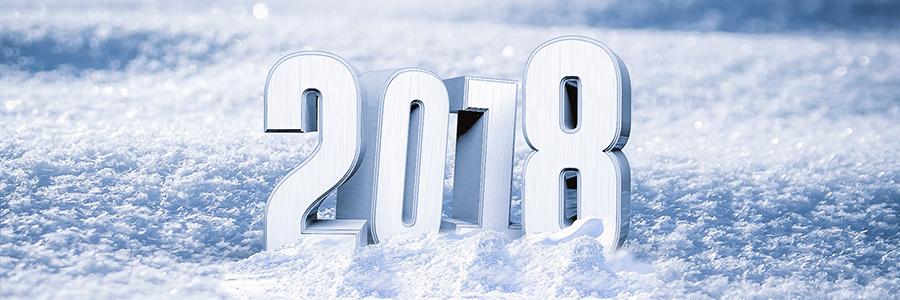 Dr SNU vous souhaite une Bonne année 2018